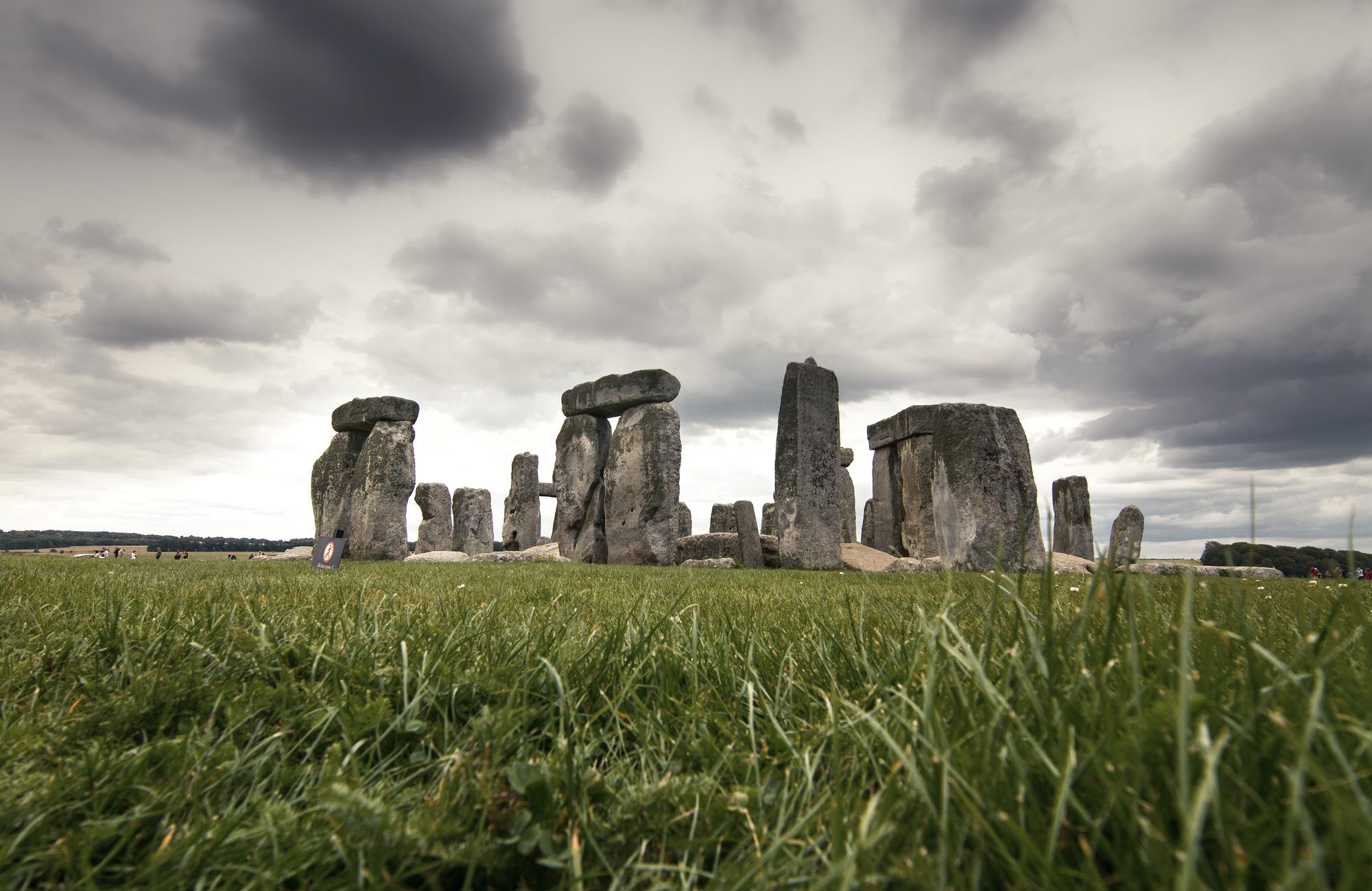 Stonehenge, Wiltshire (ENG)