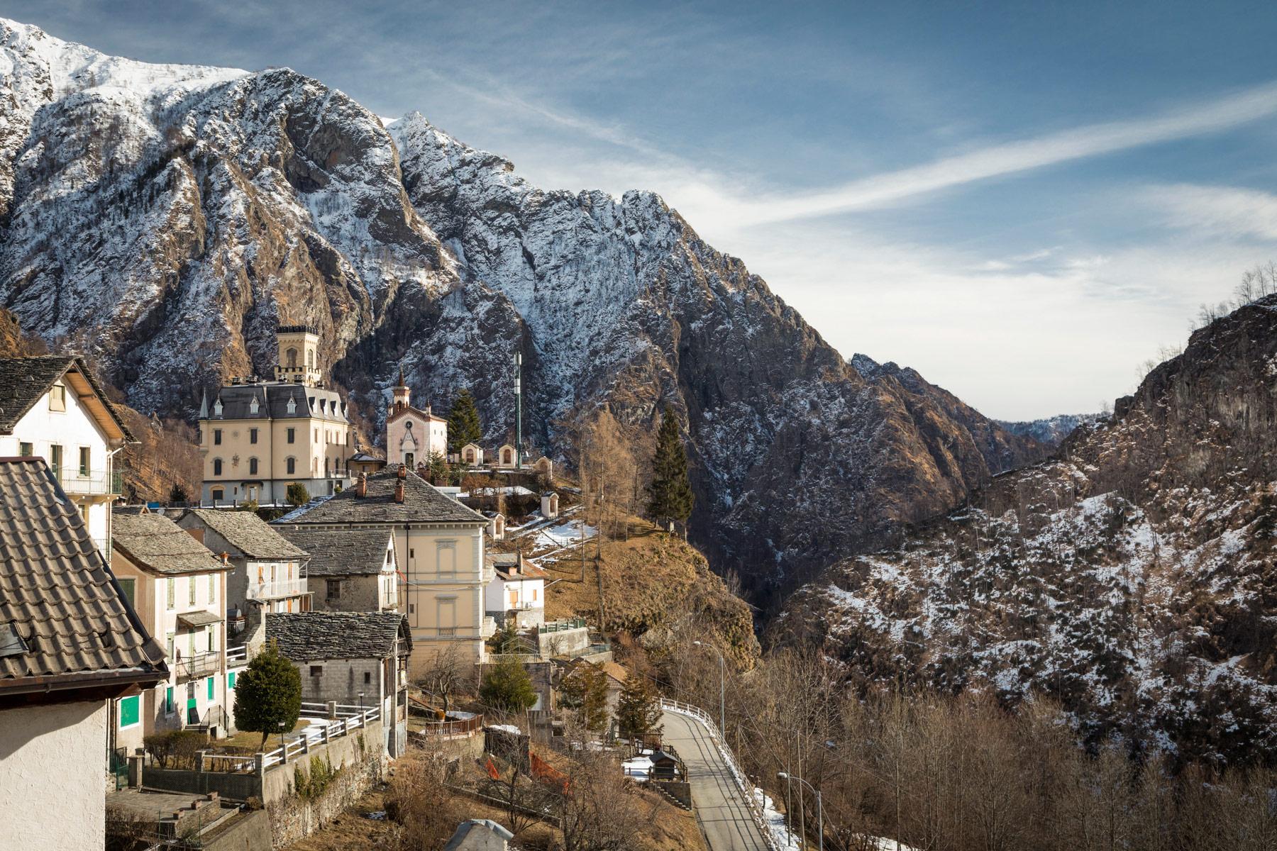 Val Mastallone, Italy