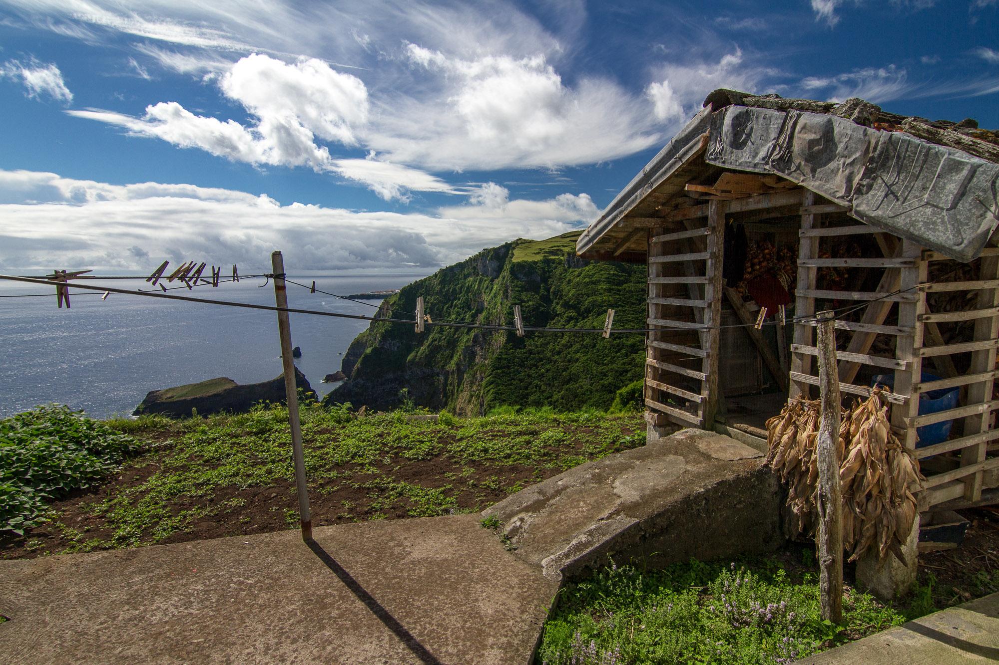 Flores Island, Açores